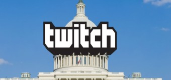 U.S. Government to buy Twitch for $1 Gazillion