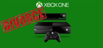 Xbox Files for Divorce From Kinect