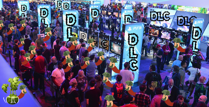 Multiple Officials State That DLC is the Future
