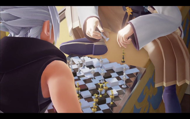 Kingdom Hearts III at E3 2013
