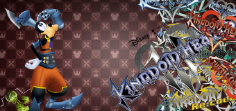 "New Kingdom Hearts Project, ""Kingdom Hearts 2/358.2"" Announced"