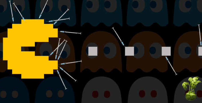 Pacman and the War on Drugs