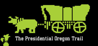 The 2016 Presidential Campaign on The Oregon Trail